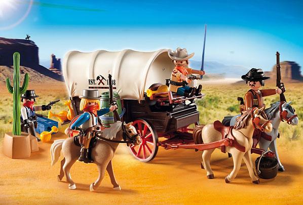 Playmobil Oeste