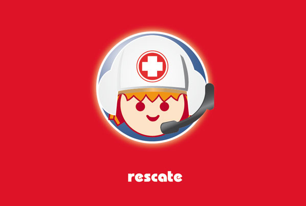 Playmobil Rescate