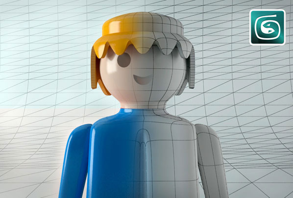 Playmobil 3D