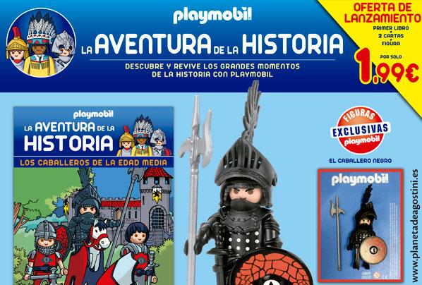 La Aventura de las Historia La Edad Media