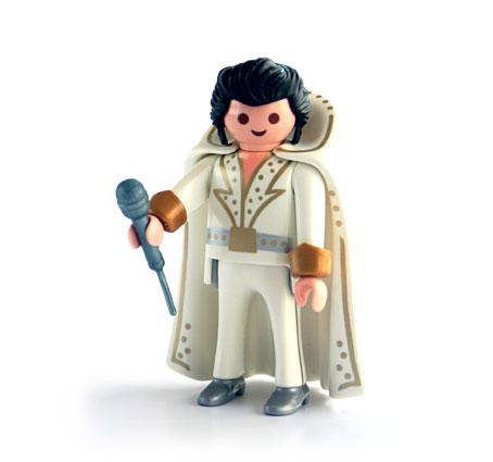 Playmobil Elvis Presley