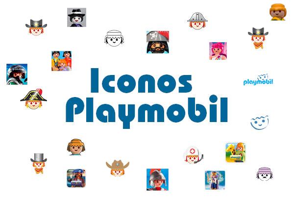 Iconos de Playmobil