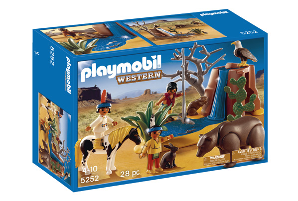 Oeste de Playmobil