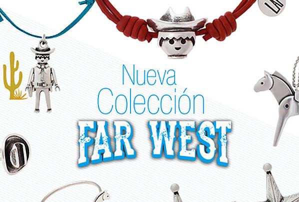 Laf, nueva colección Playmobil Far West