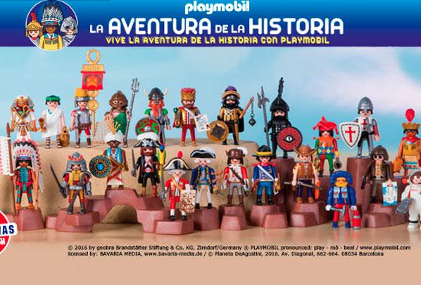 La Aventura de la Historia